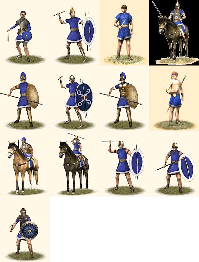 Illyrian Units