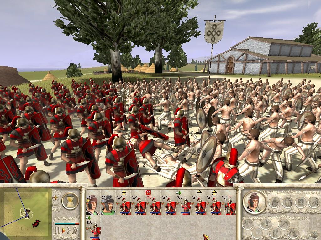 Romans Storming Segesta