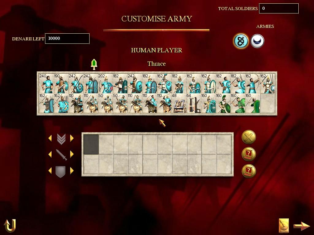 Thracian Army