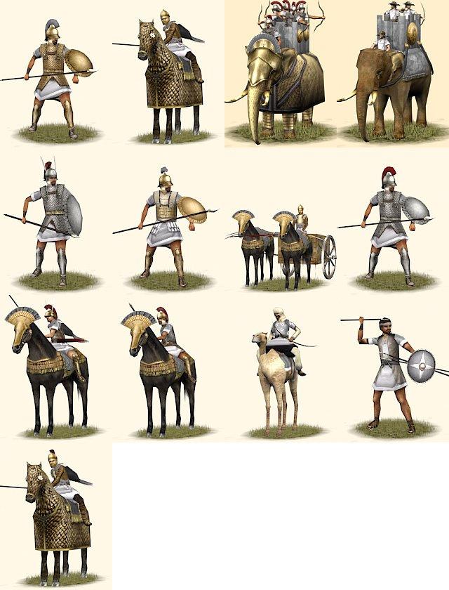 Seleucid Units