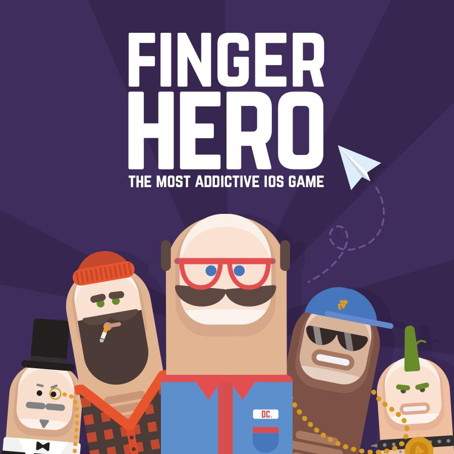 Finger Hero is here!