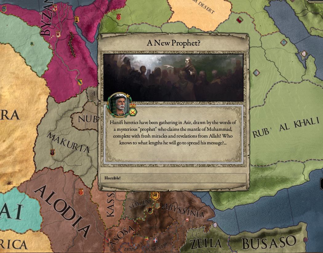 Hanifi heretics