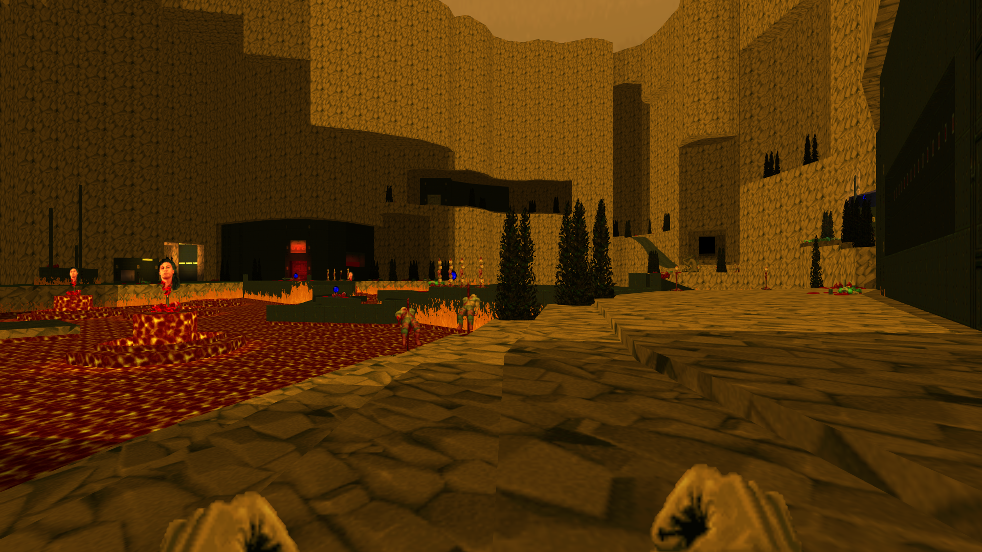 Doom 2 hell on earth wad download