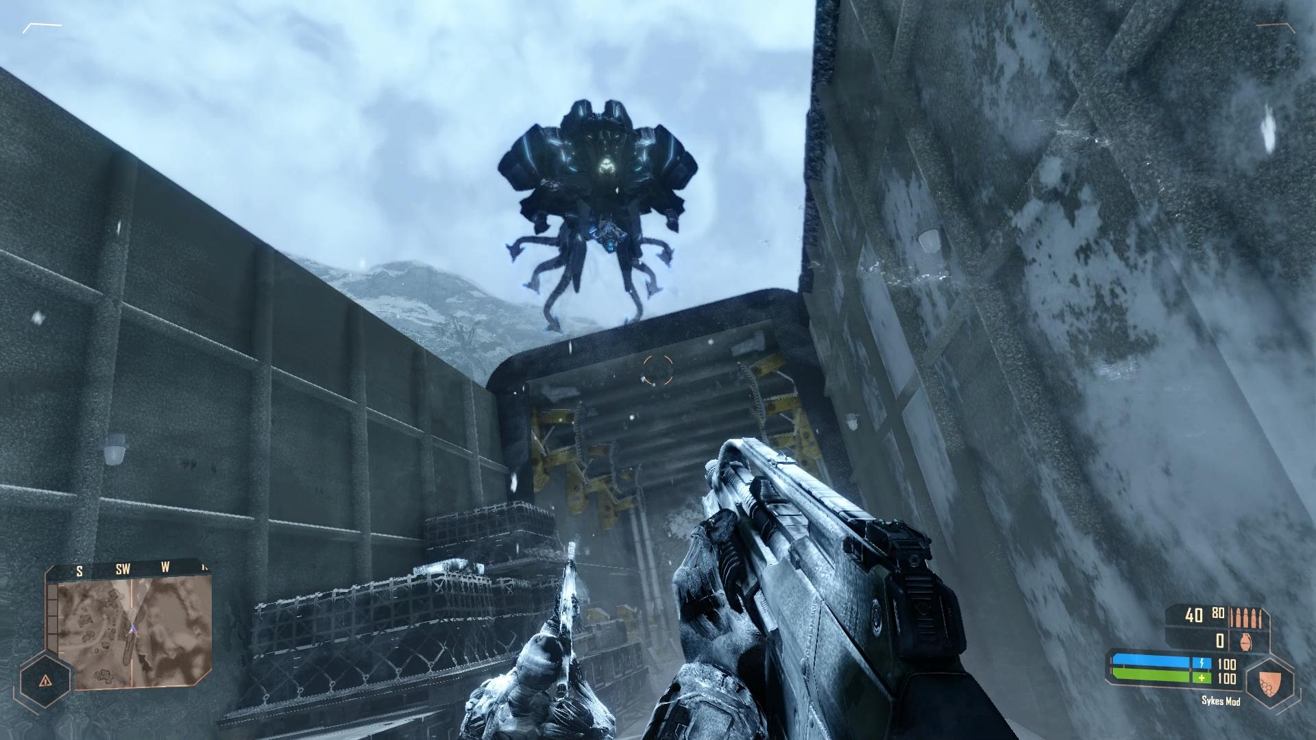 Crysis Co-op