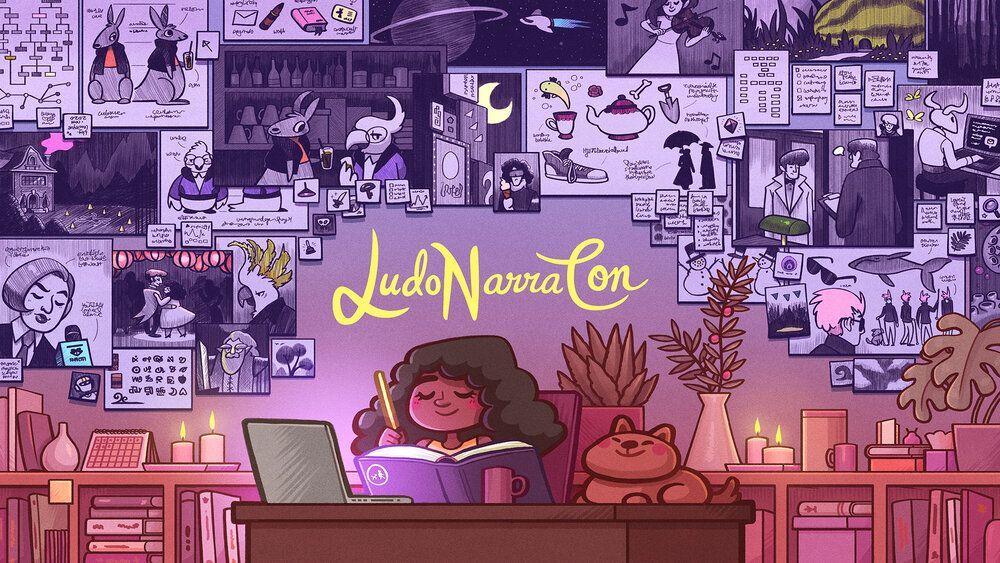Ludanarrocon 2020 Main Image