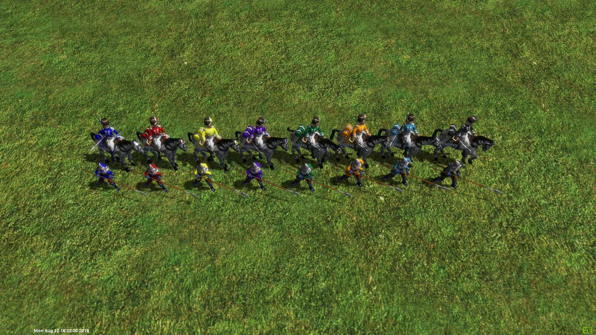 AoE3 Unleashed Colour Faction Ch