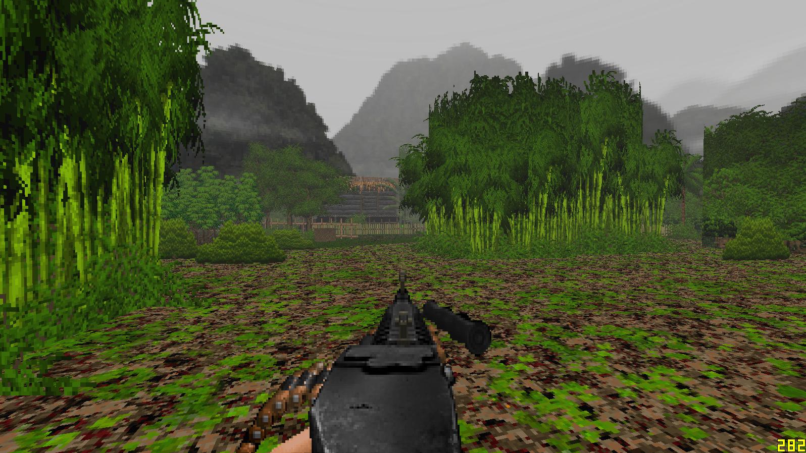 Vietdoom Screenshot 1