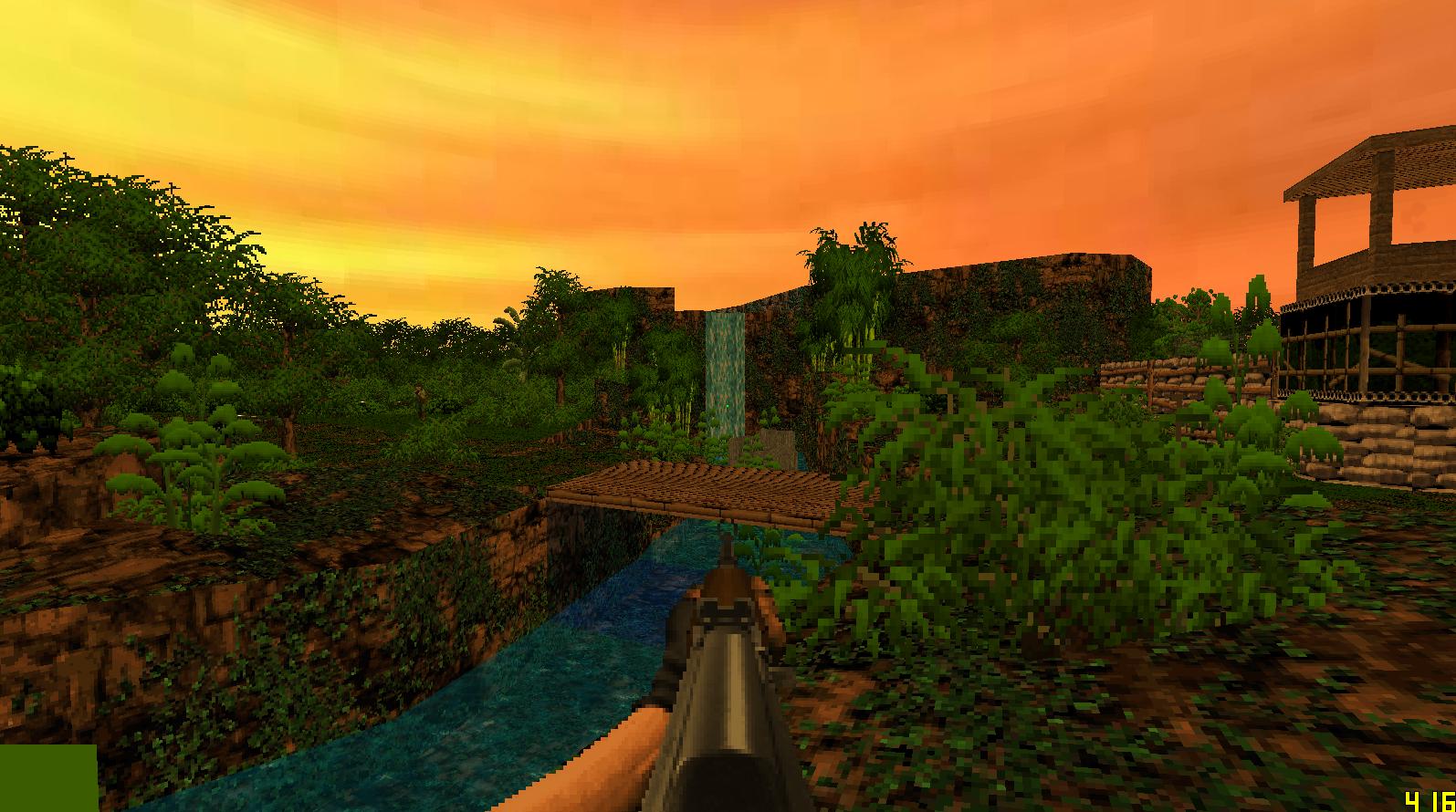 Vietdoom Screenshot 2