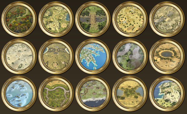 new map previews small