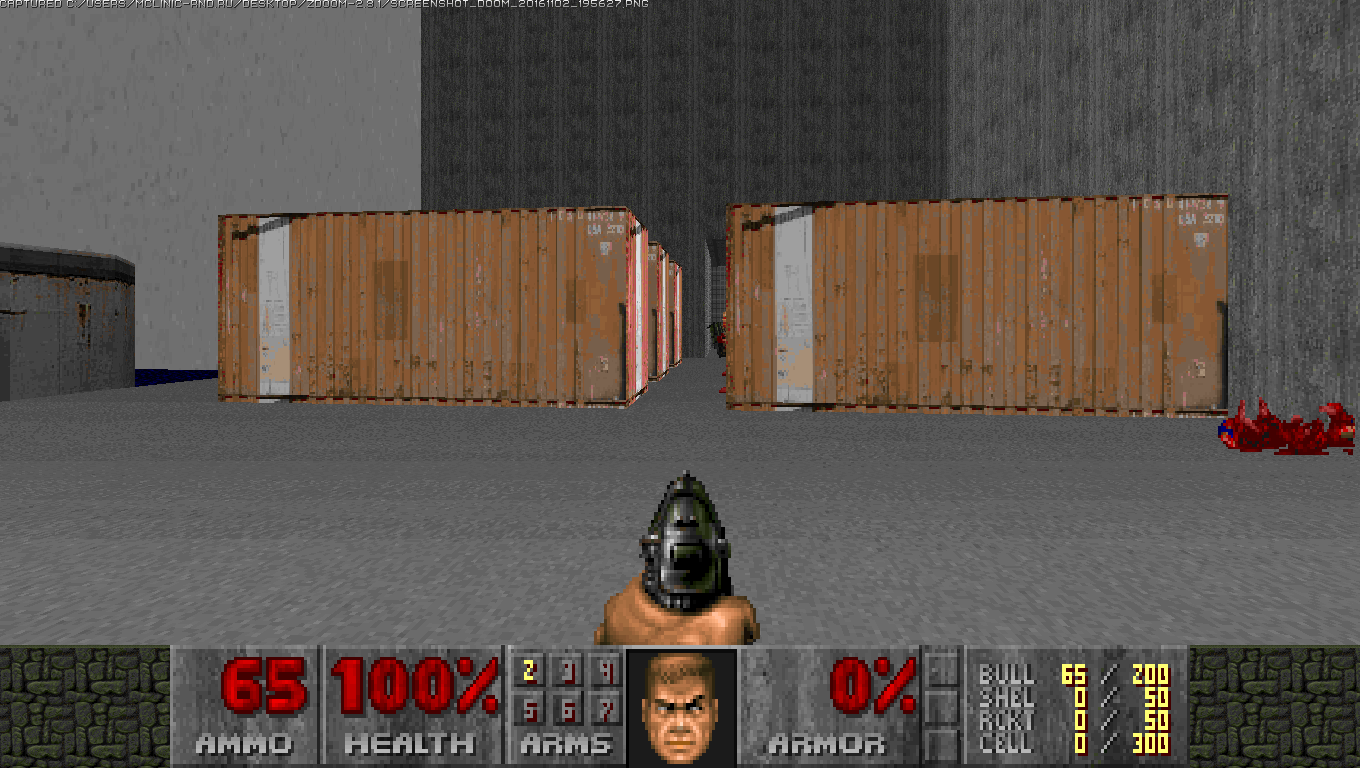 Screenshot Doom 20161102 195627