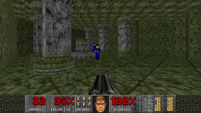 Screenshot Doom 20161103 145110