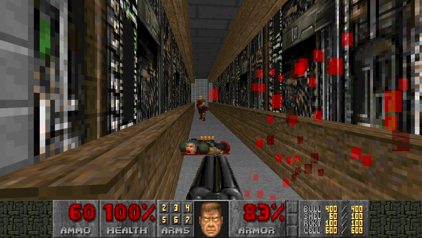 Screenshot Doom 20161103 202500