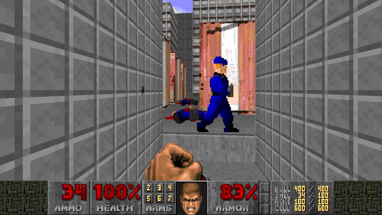 Screenshot Doom 20161103 202547