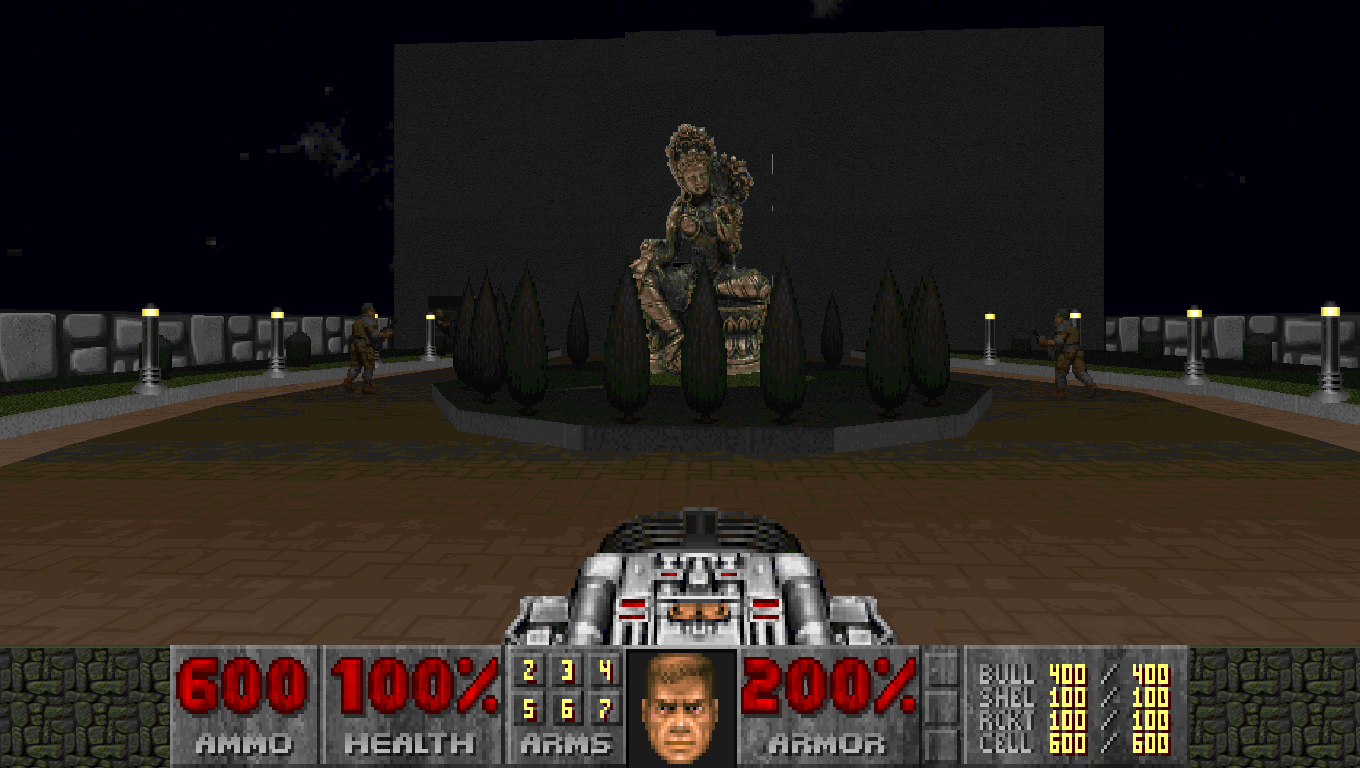 Screenshot Doom 20161103 202616