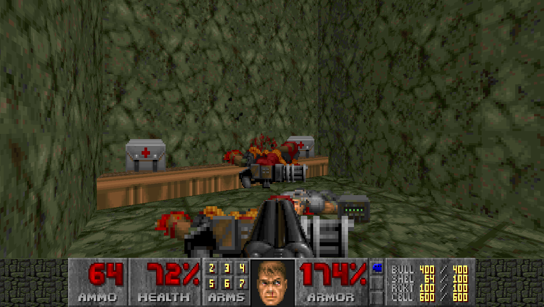 Screenshot Doom 20161103 202714