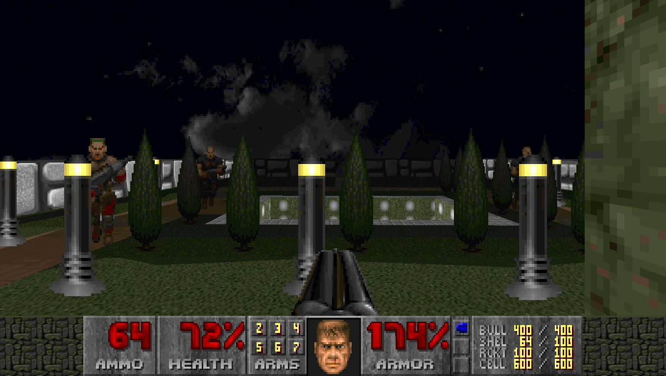 Screenshot Doom 20161103 202719