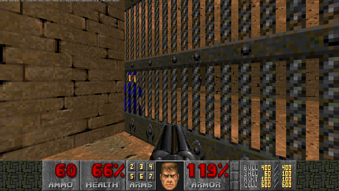 Screenshot Doom 20161103 202747