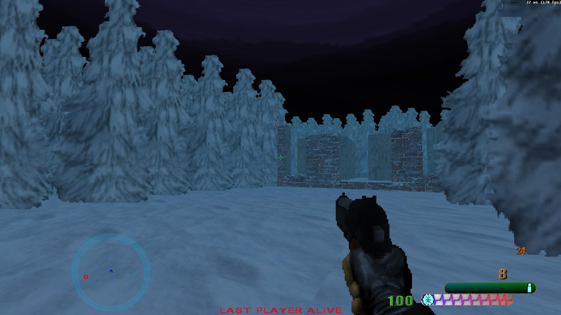 Screenshot Doom 20190216 213507