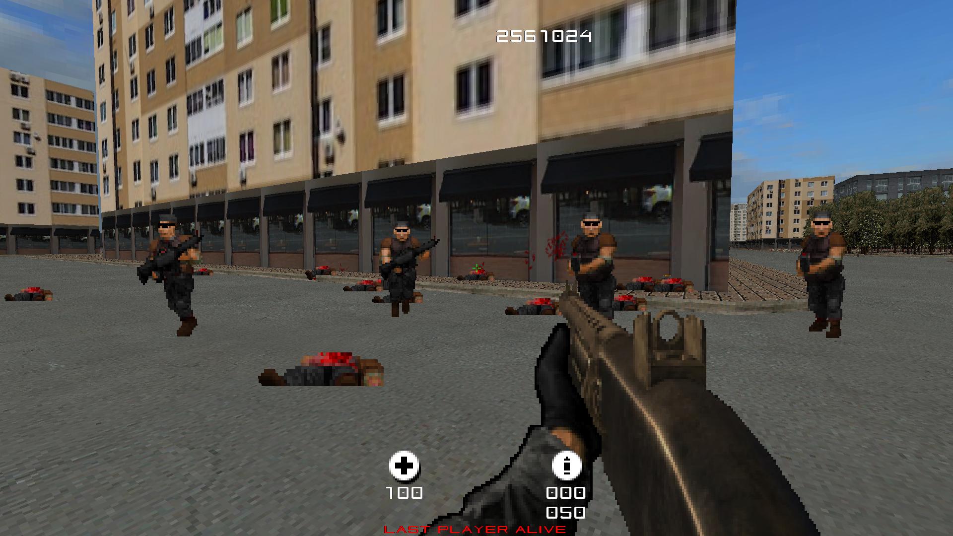Screenshot Doom 20190612 230048
