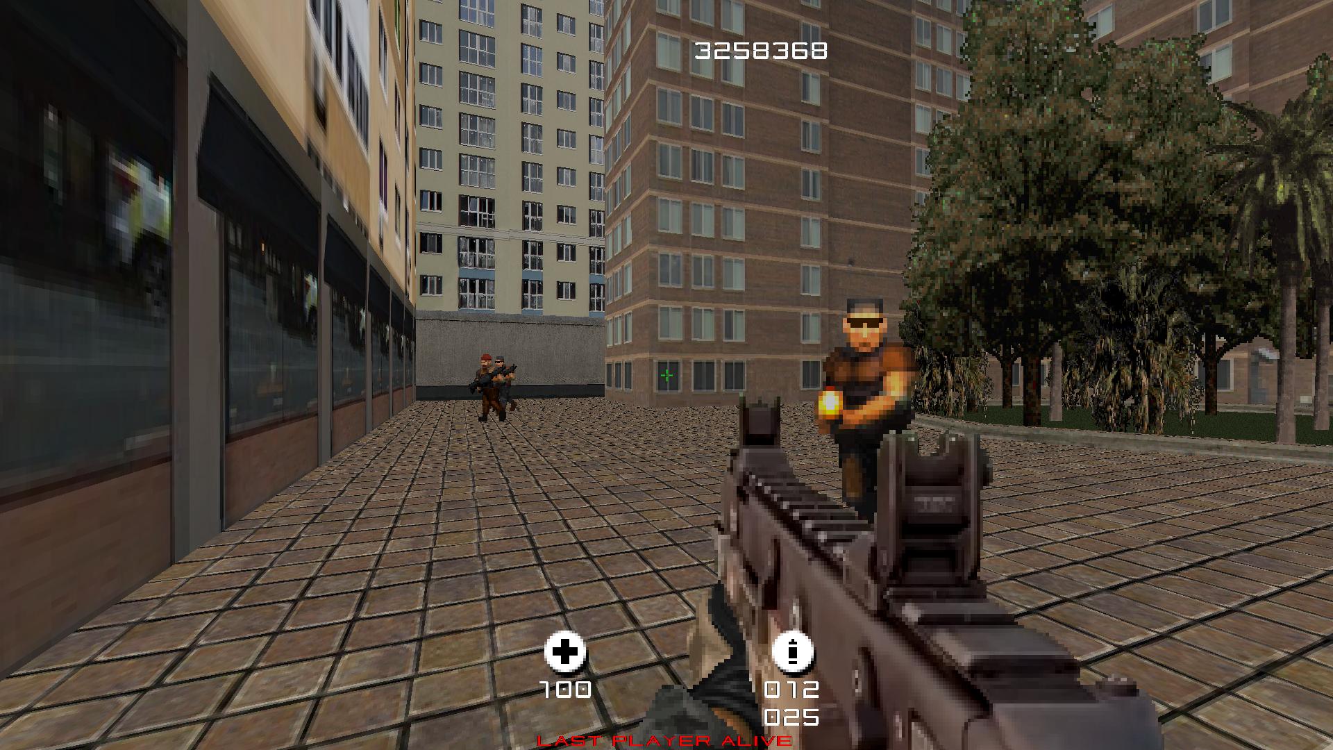 Screenshot Doom 20190612 230107