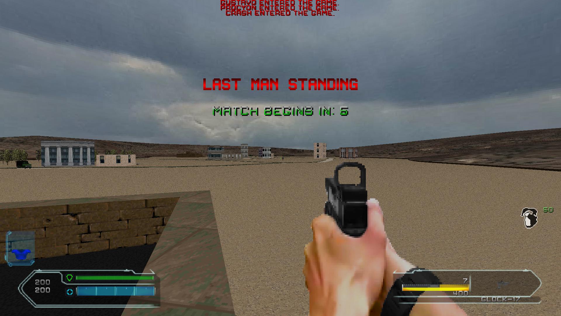 Screenshot Doom 20191007 215058