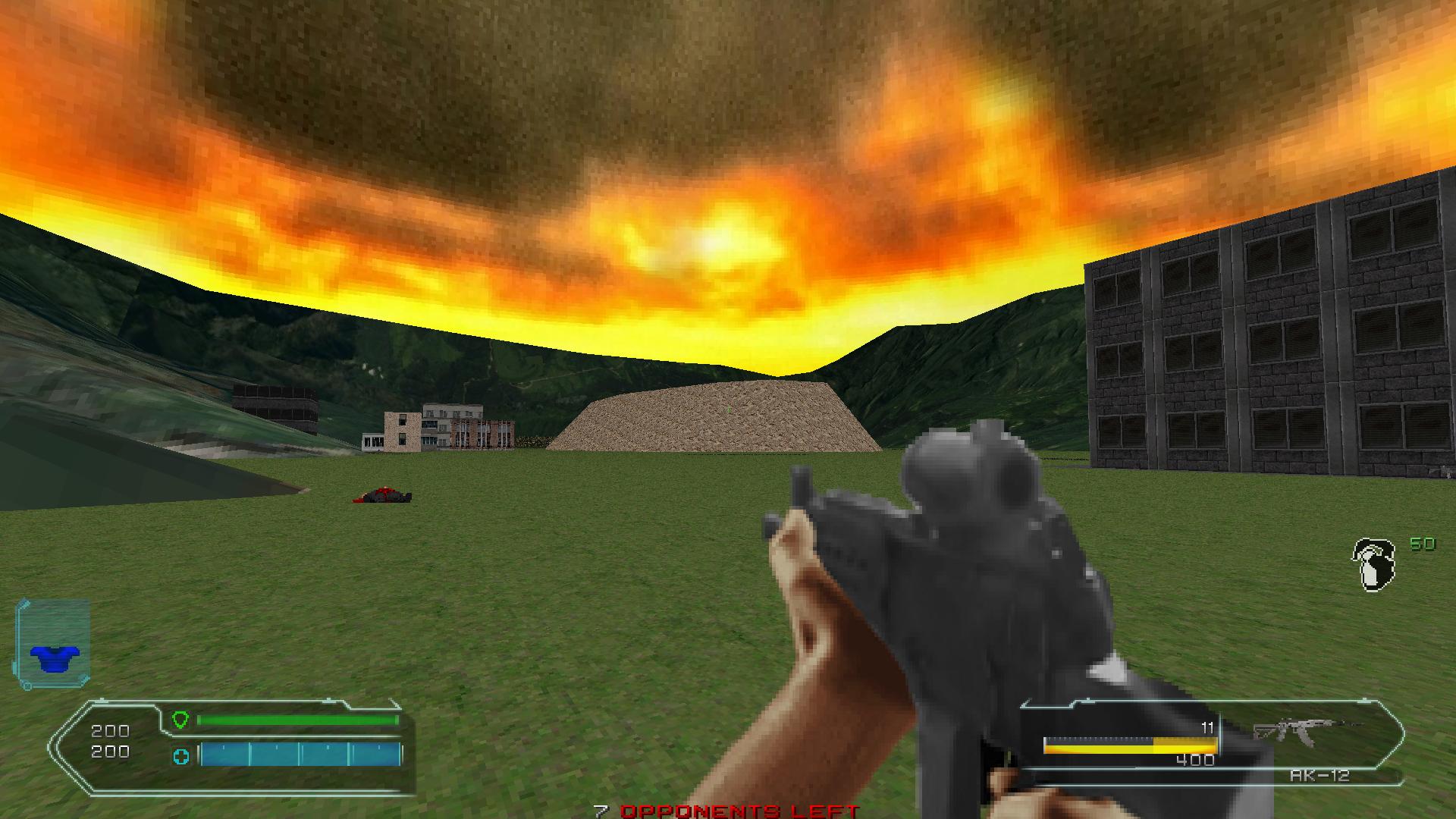 Screenshot Doom 20191007 215146