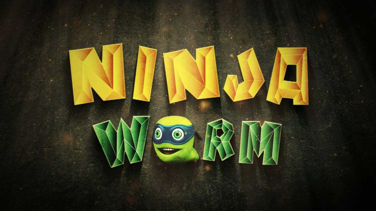 Ninja Worm is available now on Google Play