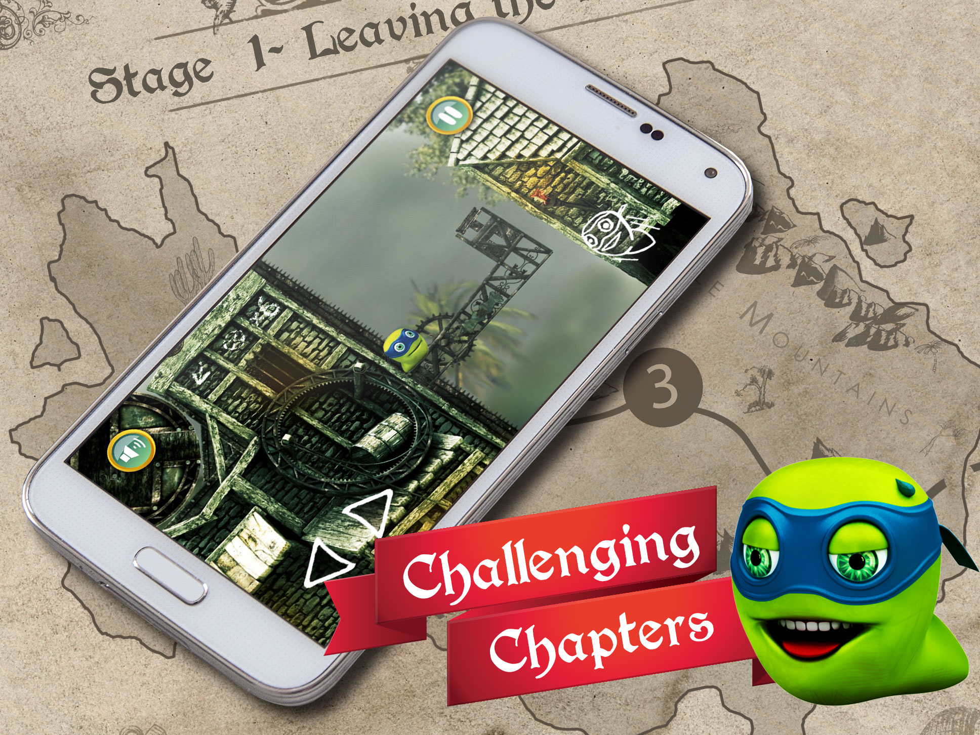 Challenging Chapters