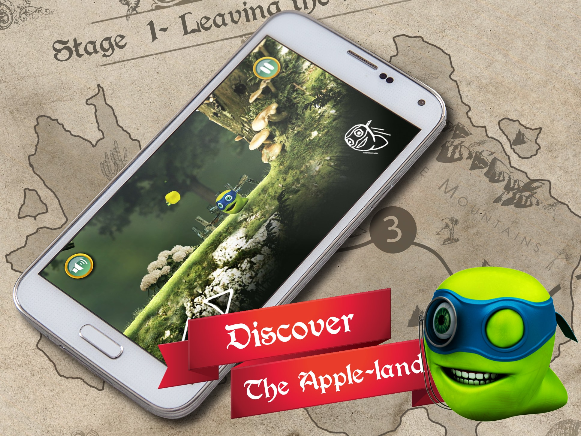 Discover the Apple-Land