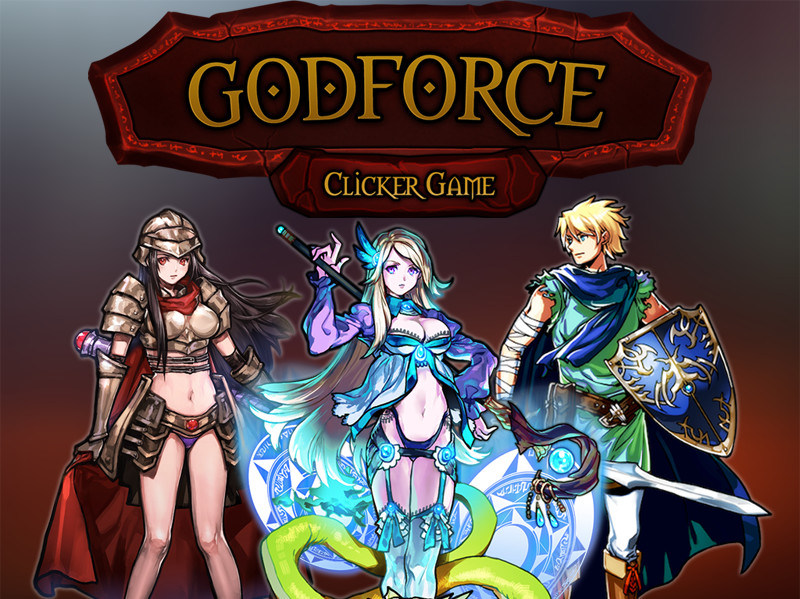 Godforce - Idle Clicker Game