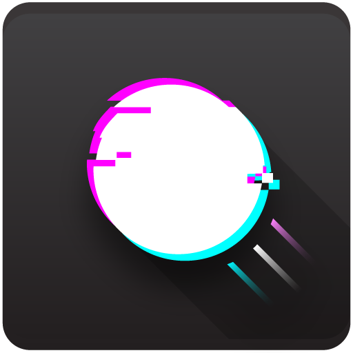 glitch pong