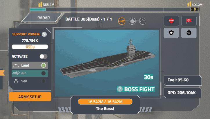 Boss Fights