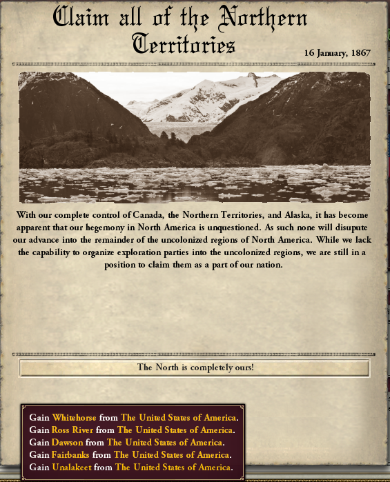 claim alaska