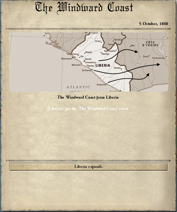 liberian expansion event 2