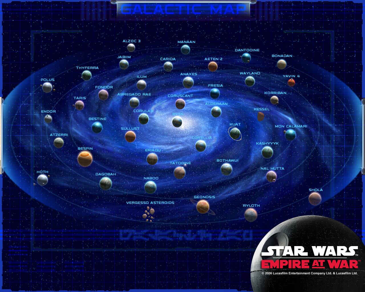 Epmire at war galactic map