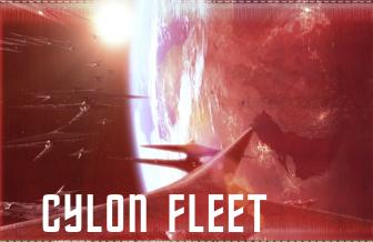 Cylon Banner