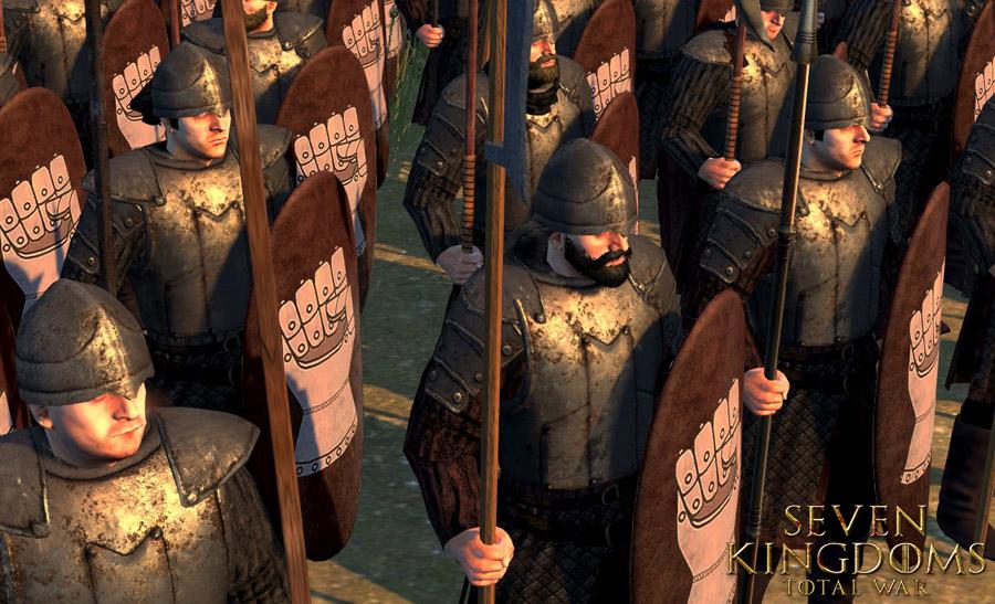 Attila Total War Mod: Seven Kingdoms (Game of Thrones) | The Few