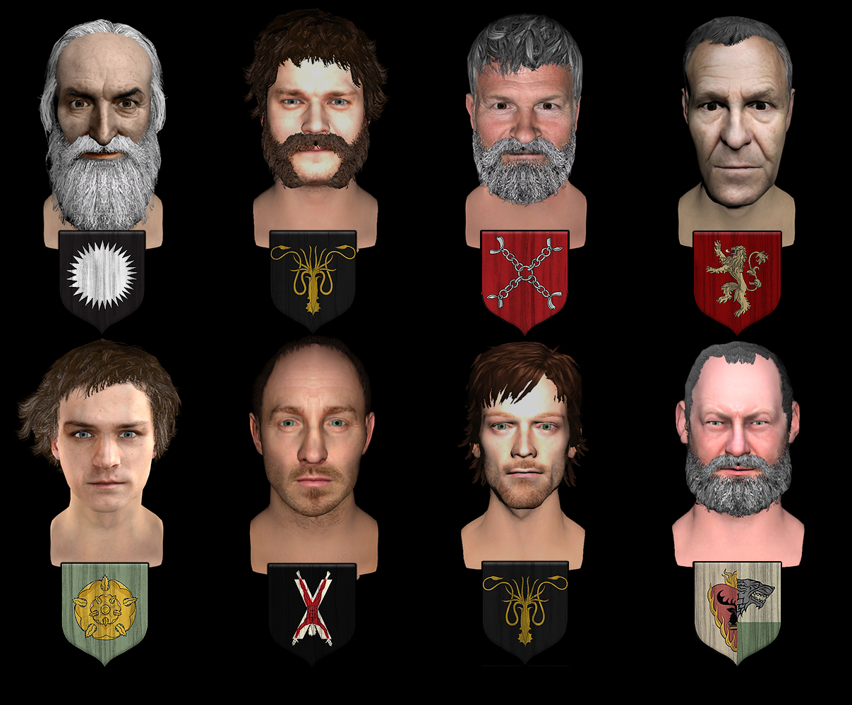 Custom Generals