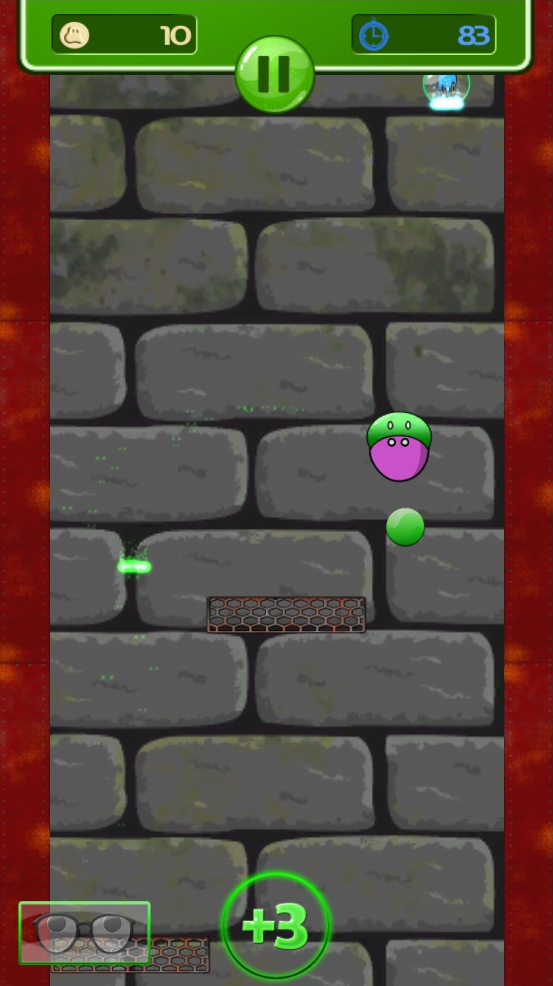 A stage mode level