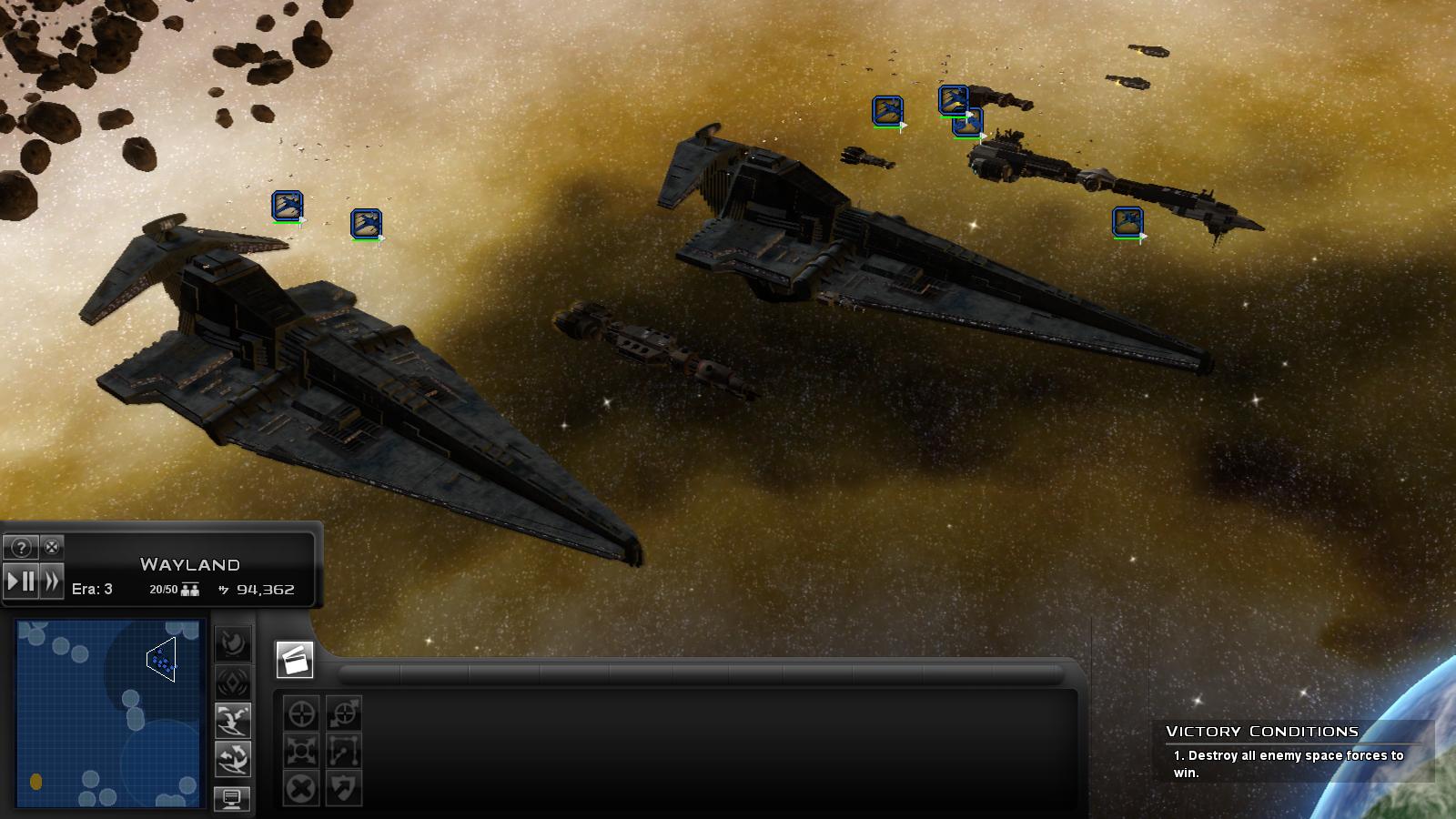 Corellian fleet