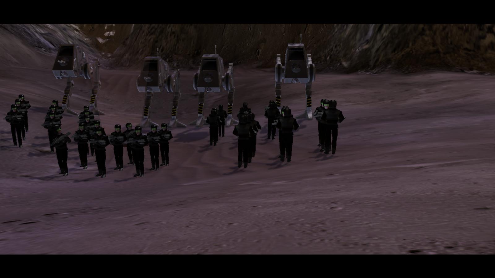 New CSA faction