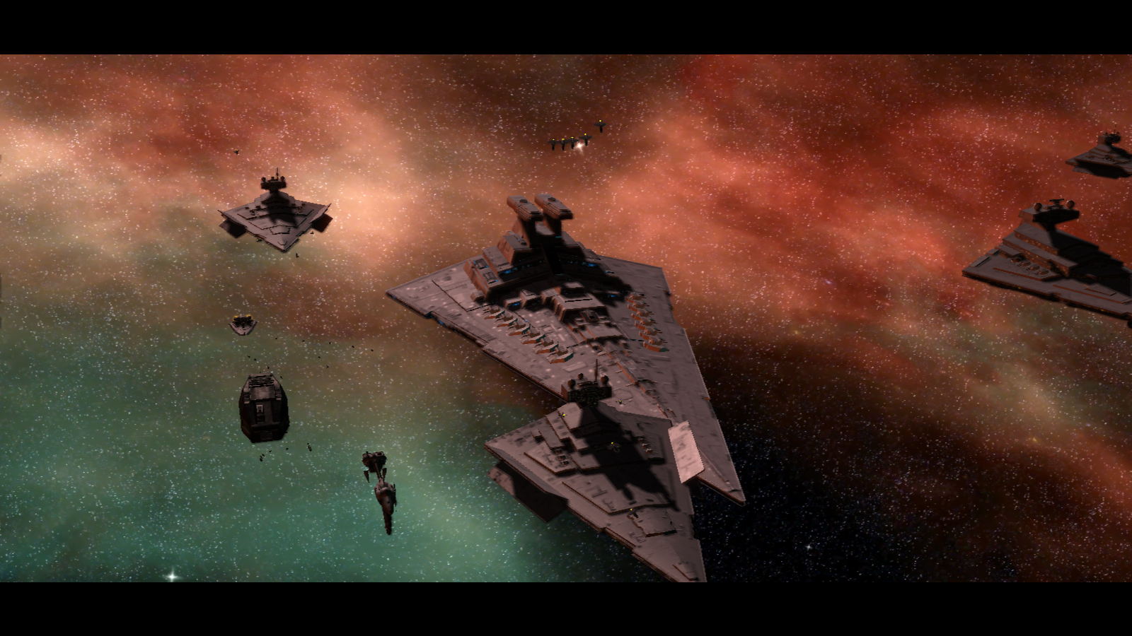 New ships and factions
