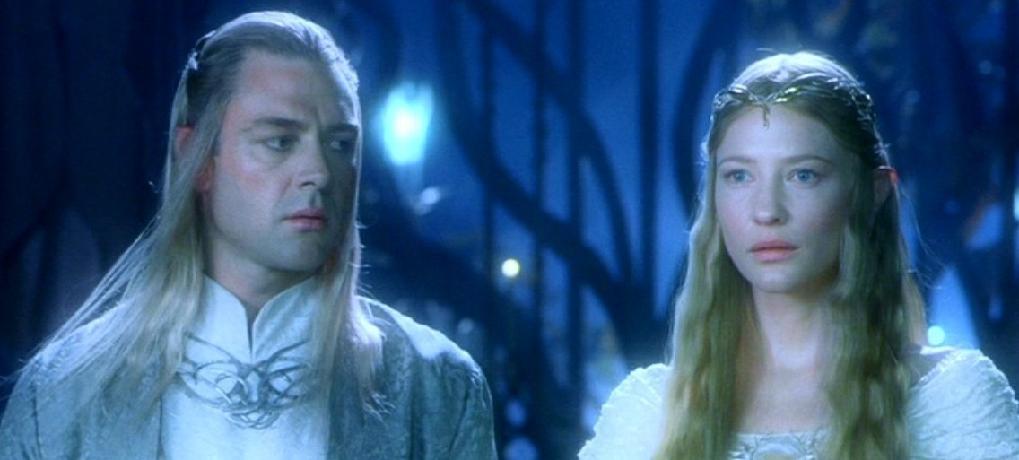 Lord and Lady of Lothl rien loth