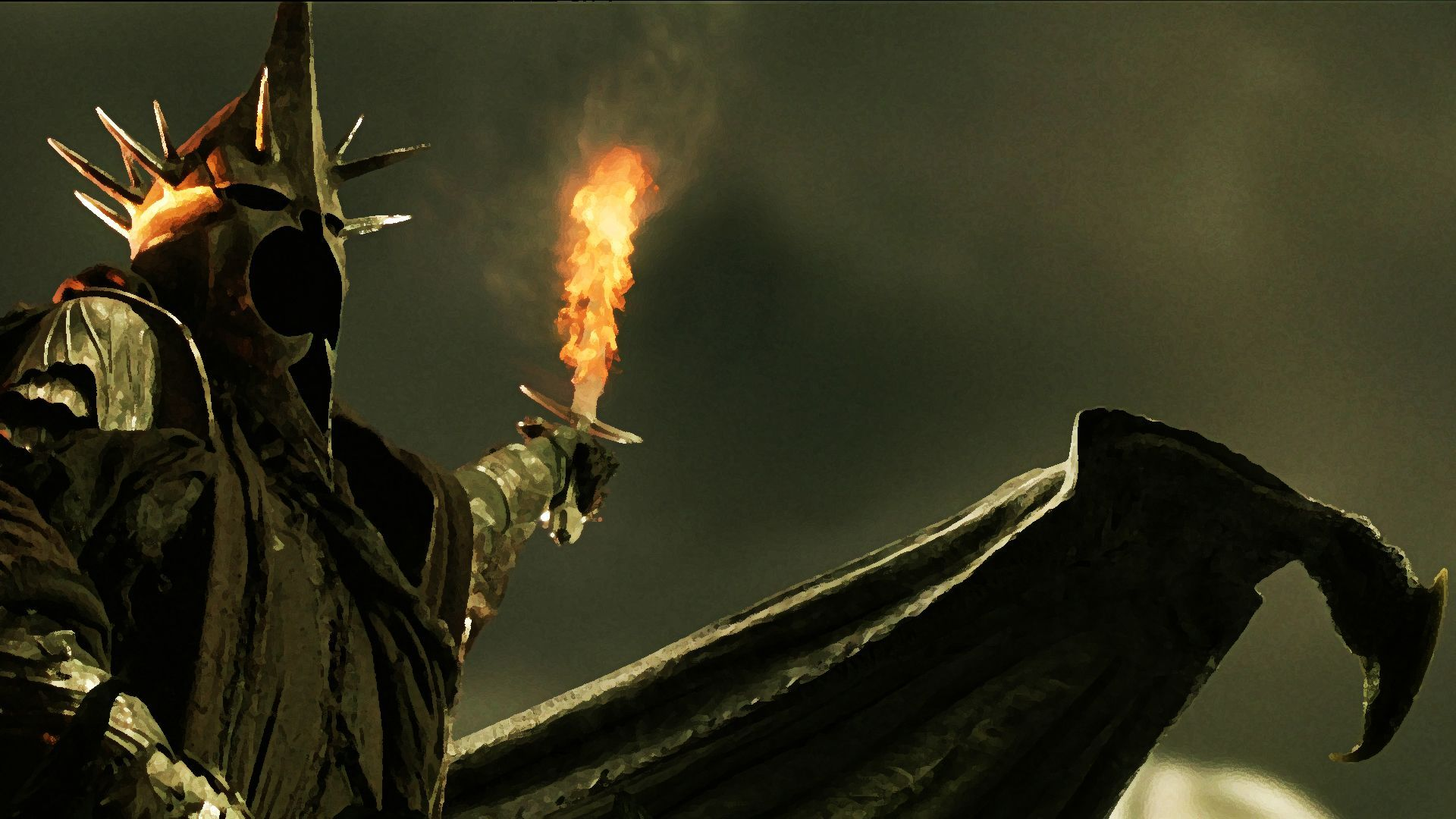 witch king of angmar the lord of
