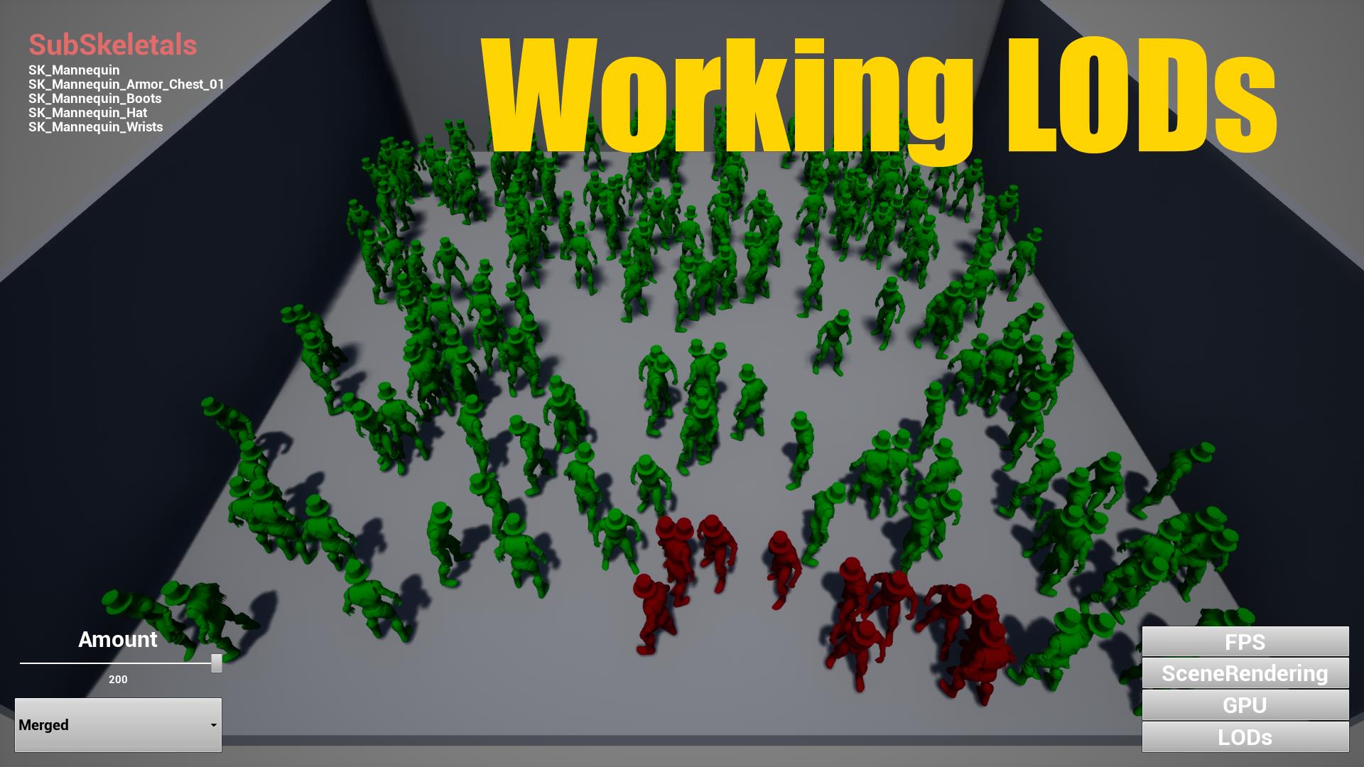 WorkingLods