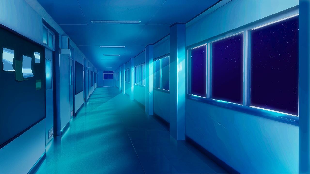 Hallway night