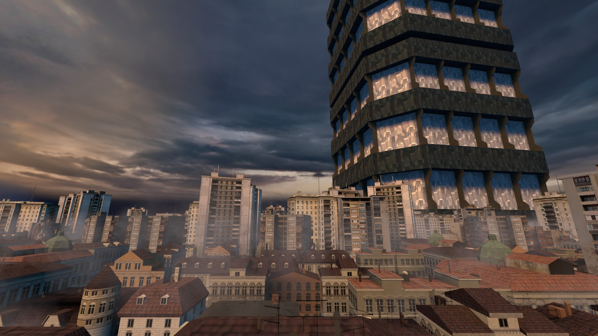 MEGA CITY ONE Released! news - Mod DB