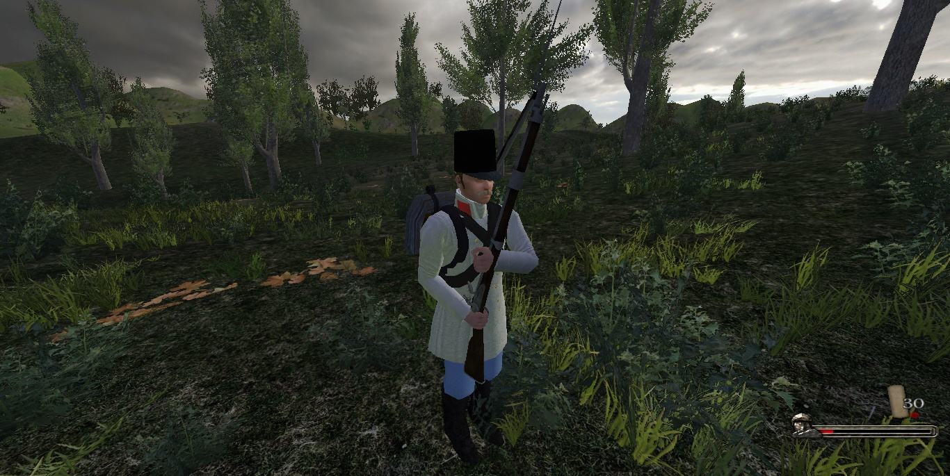 austrian line infantry