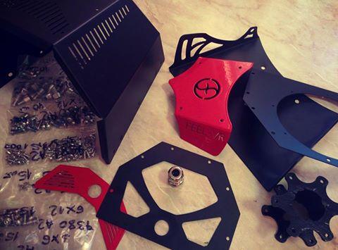 03 Feel VR parts