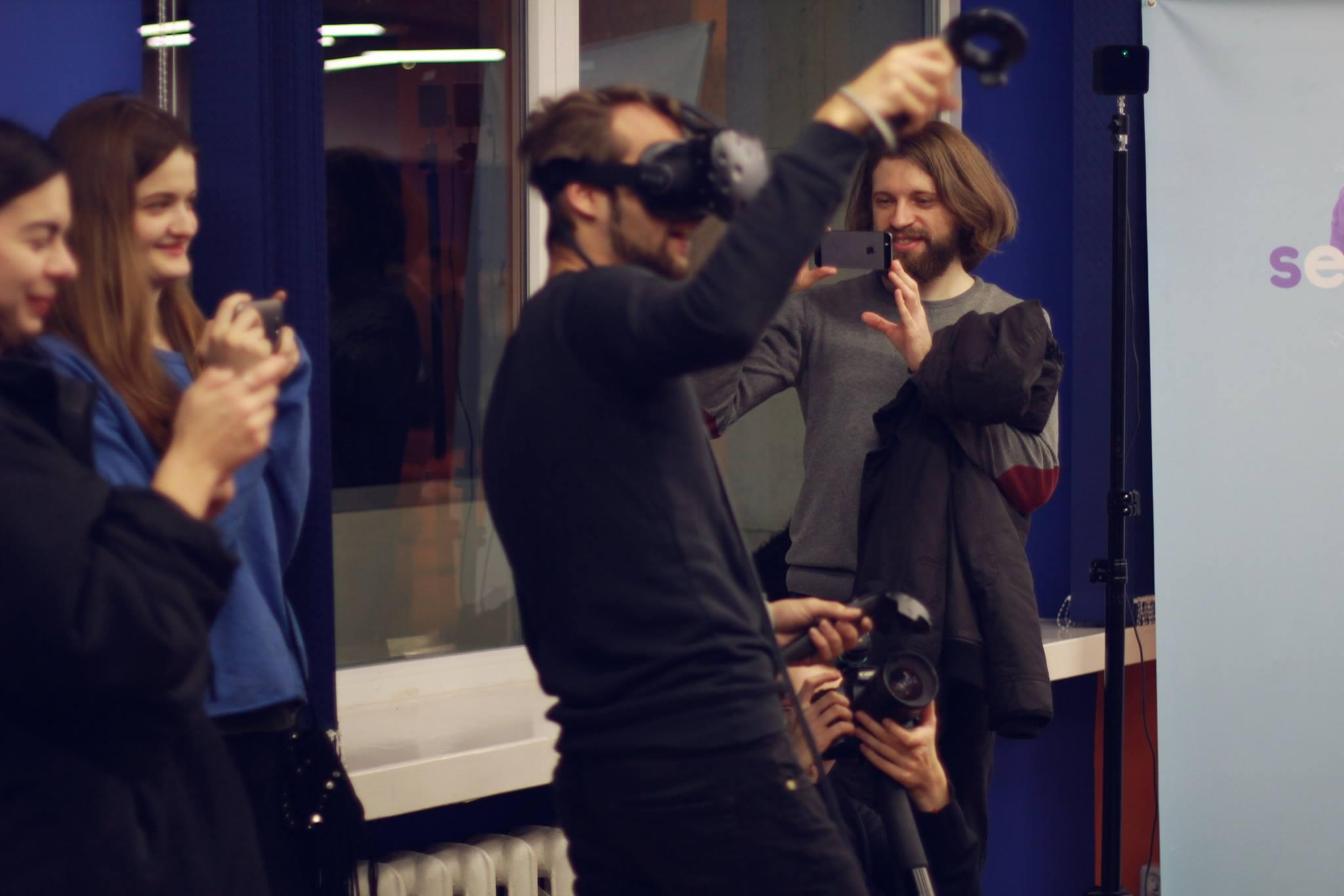 Sensorama VR event